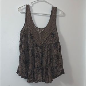 Free People size S tank top